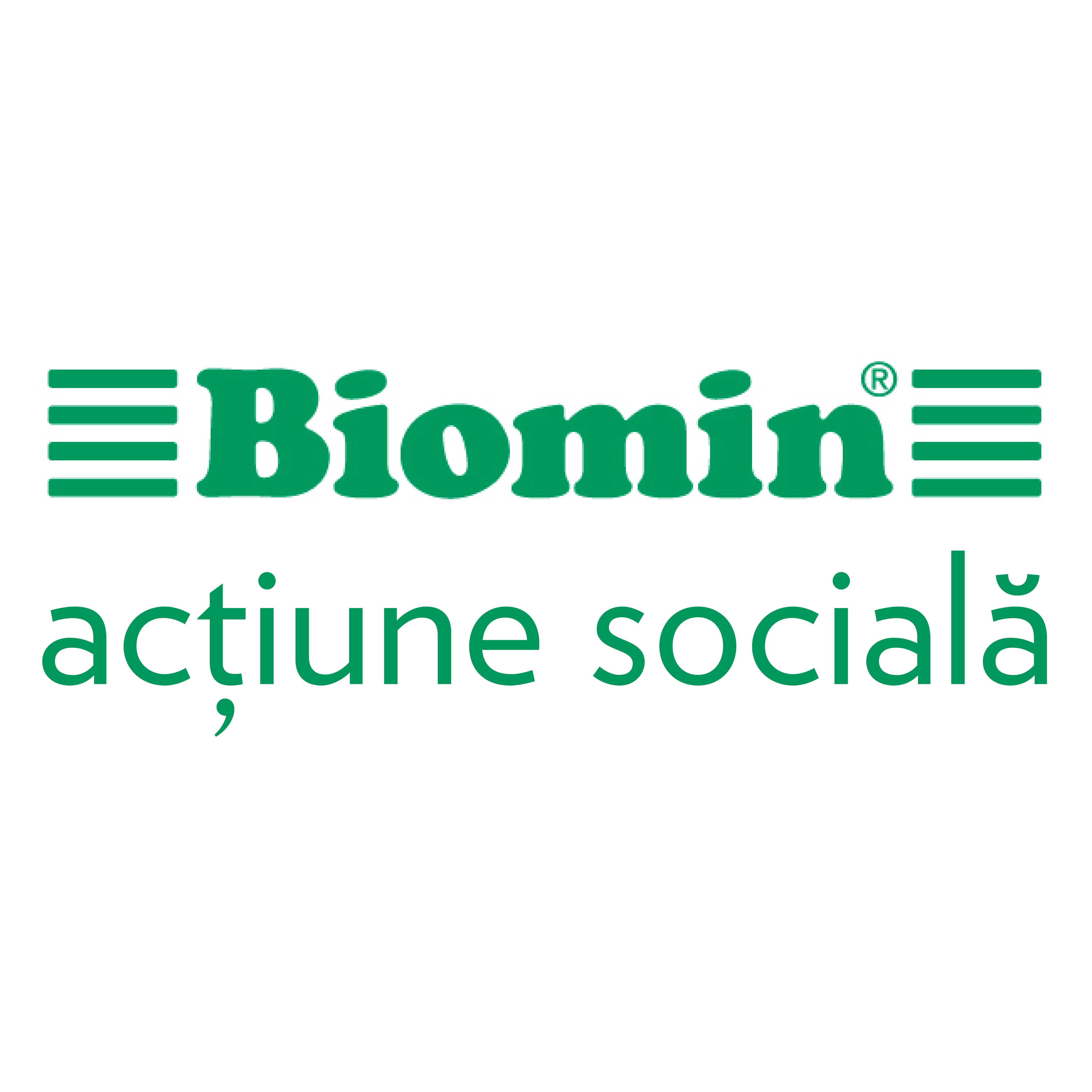 Biomin actiune sociala